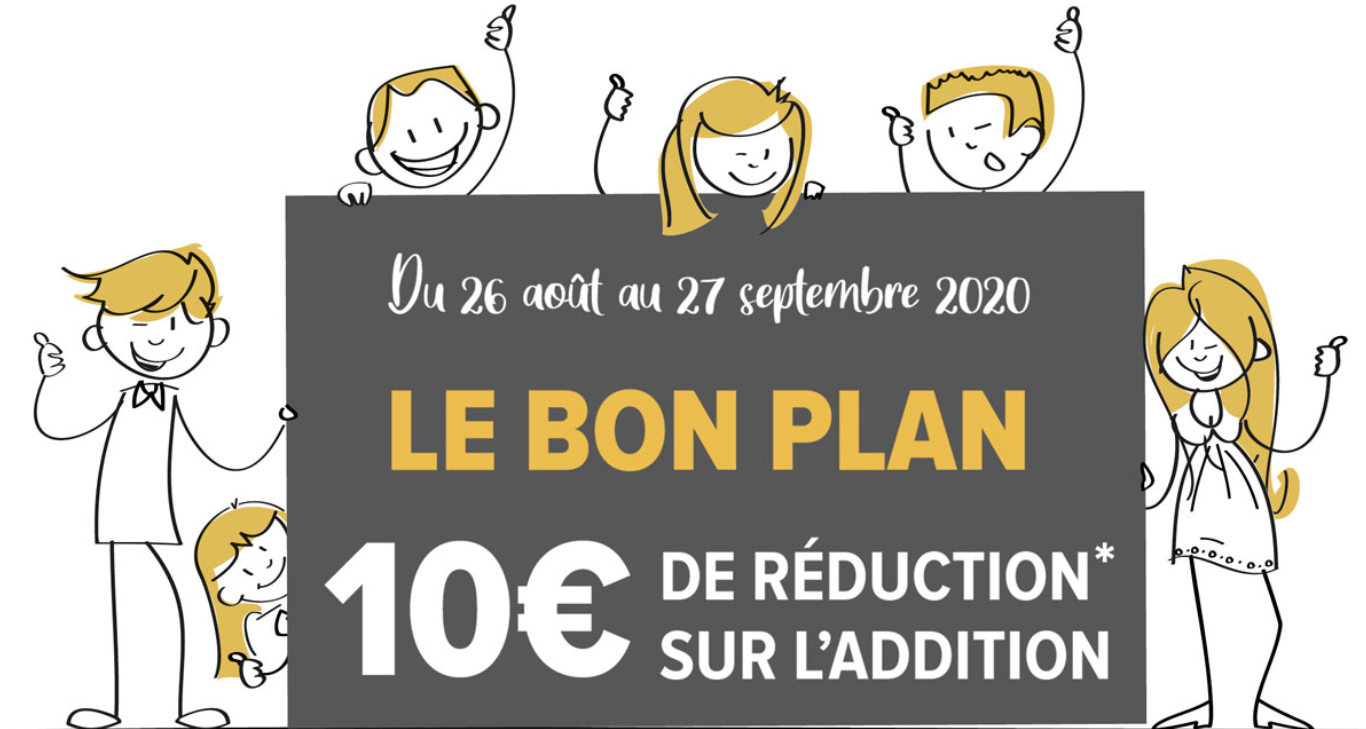 bon plan pataterie bon de réduction